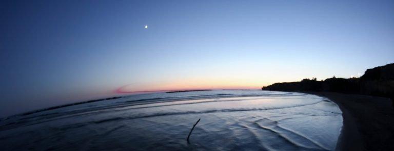 atmosfera tramonto fotografia