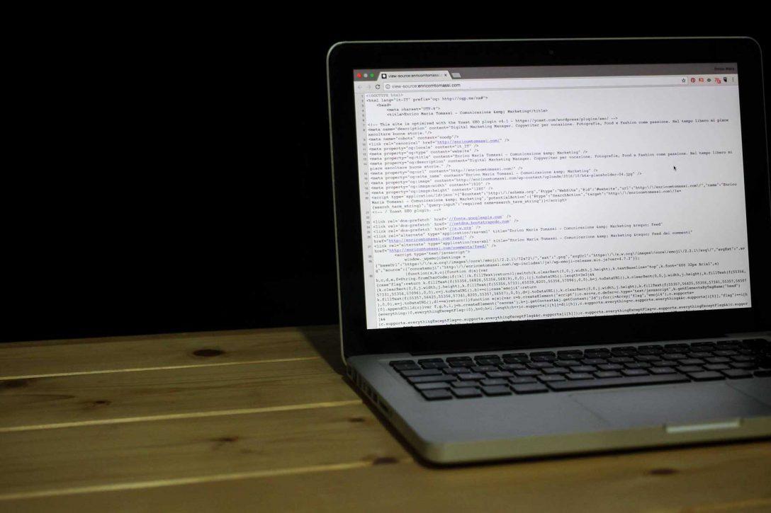 imparare html