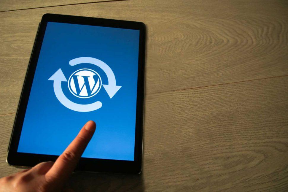 aggiornare tema wordpress